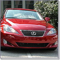 ����� ������ ������ ��� ������� Lexus IS 250 (������)