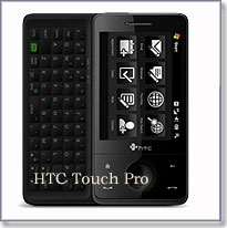 ����� ������ ��� ������������ HTC Touch Pro