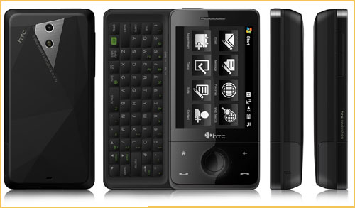 ����� ������ ��� ������������ - HTC Touch Pro
